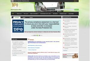 DPO-webapp